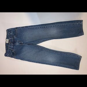 2 pairs of children's place jeans for boys size 7